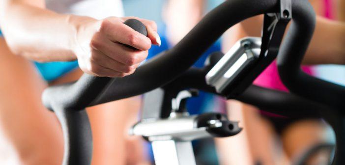exercise bike social media image