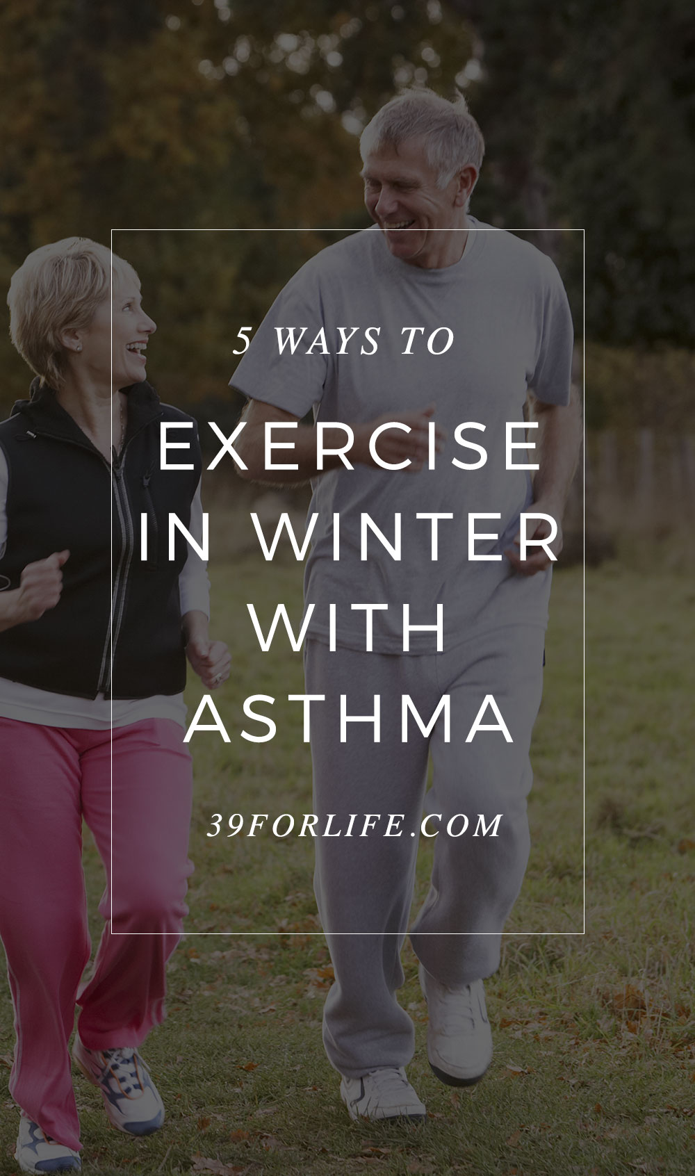 Cold, dry air is dangerous when you have asthma. Here's how to get out and exercise without triggering an attack.