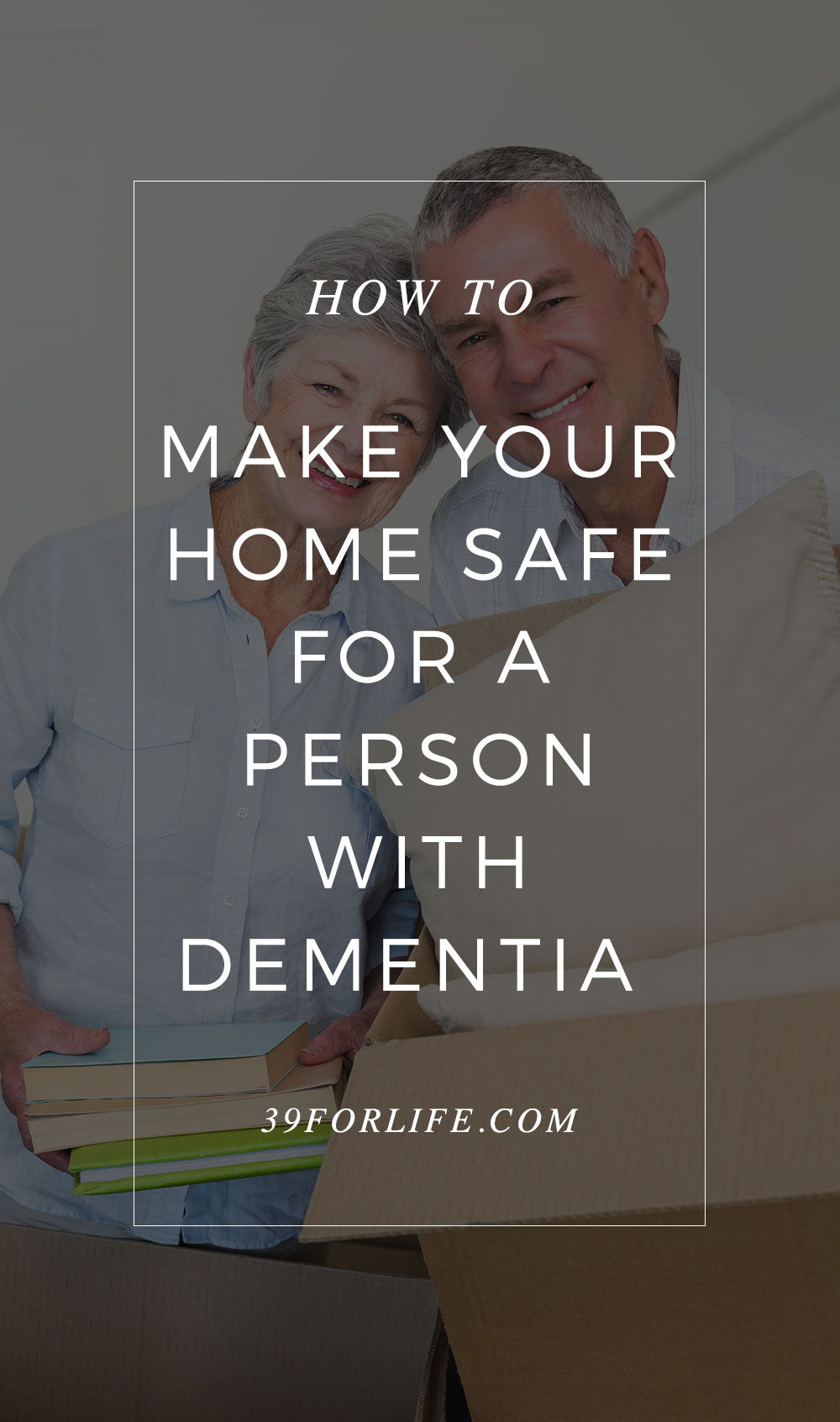 More than 15 million Americans with dementia live at home with a caregiver. Here are some precautions you can take at home to keep them safe.