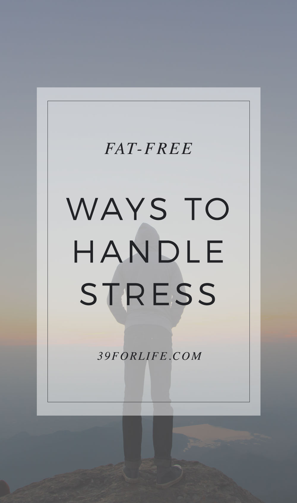 Instead of eating your way out of a stressful situation, why not use more healthy methods? Here are 6 helpful ways to reduce stress with no added sugar.