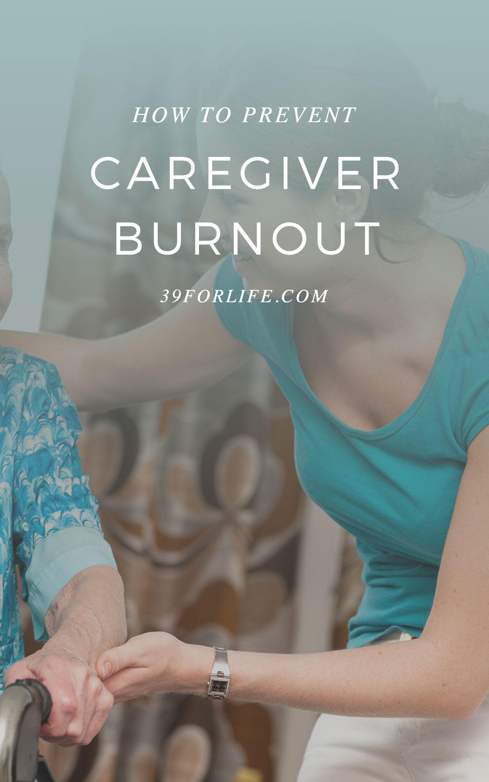 Providing care for an aging parent or spouse is hard work. Here's how to take care of yourself and avoid caregiver burnout. These are good tips for CNAs and LPNs, too!