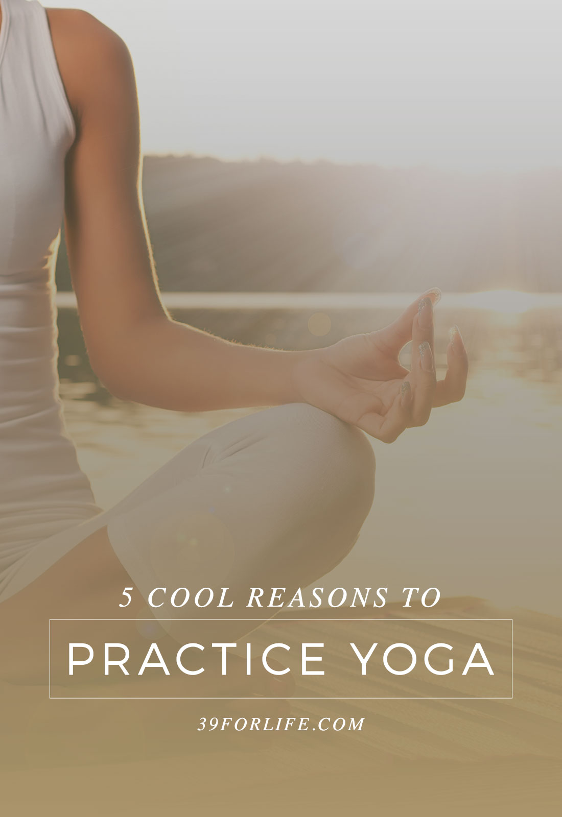Yoga practice isn't just a way to clear your mind. It also packs in some serious health benefits. Why you should integrate yoga into your daily routine.