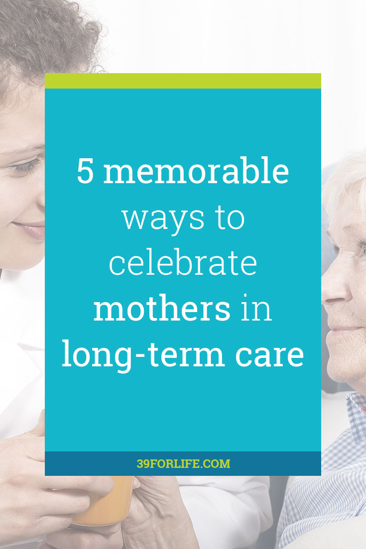 Mother's Day should be a festive time for families, but when memories of happier days begin to fade, here are 5 ways to show your love.