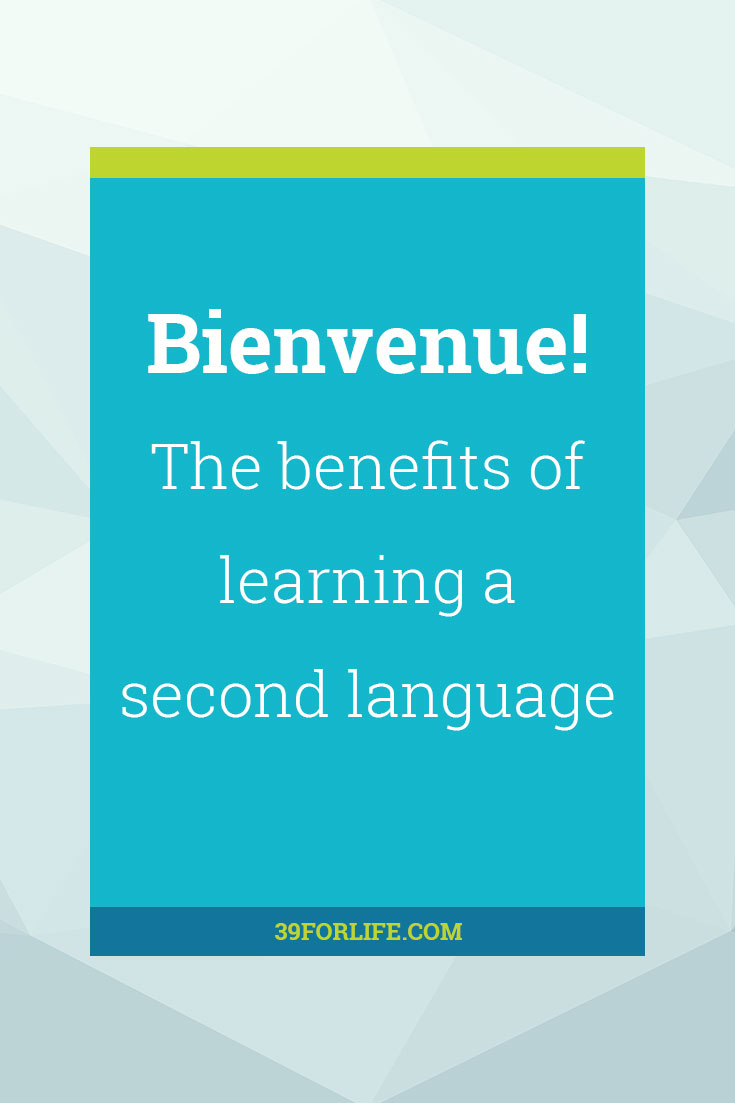Looking for an effective way to build brain strength? Learning a second language offers mental, cognitive, and social benefits. Best of all, it's fun.