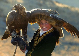 Bring Home 'The Eagle Huntress' On DVD