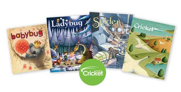 Cricket Magazine Giveaway