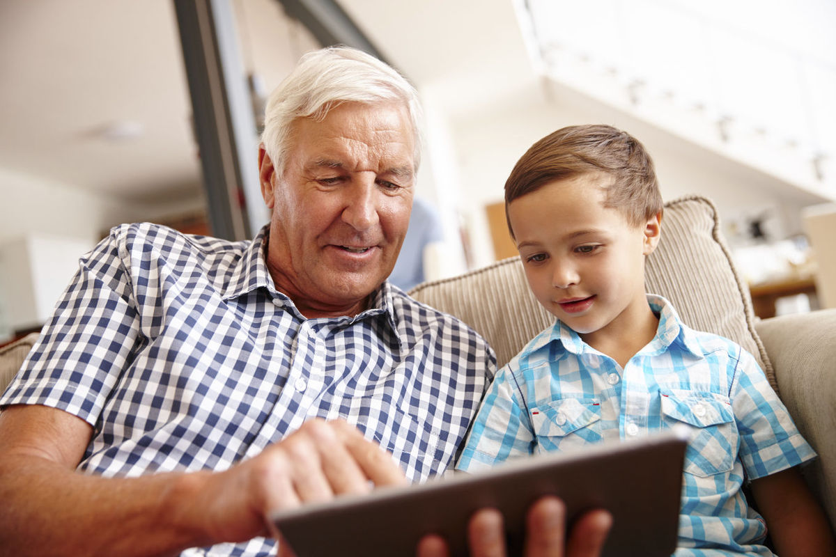 Five techy ways to bond with the younger generation