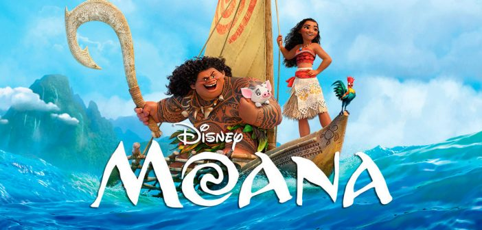 Disney - Moana comes home