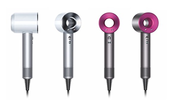 The Dyson Supersonic Hair Dryer is Amazing