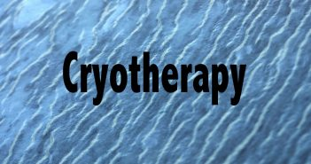 Cryotheraphy